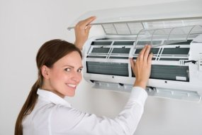 Air filters to improve health at home