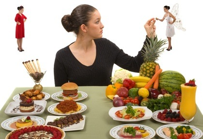 How to avoid interrupting your diet: The 4 most common errors