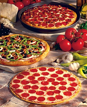 Healhty Pizzas for various occasions