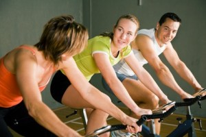 ¿Spinning to lose weight?