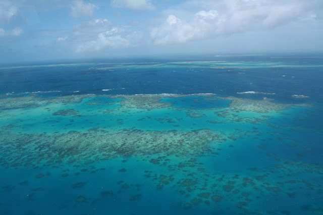 Great Barrier Reef is one of the seven wonders