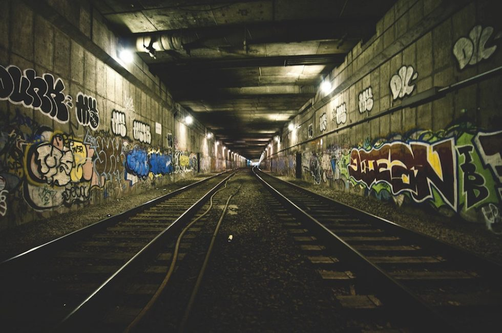 10 NYC Hidden Gems: Freedom Tunnel