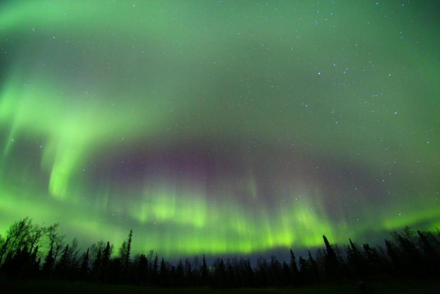 Fairbanks, Alaska: Northern Lights