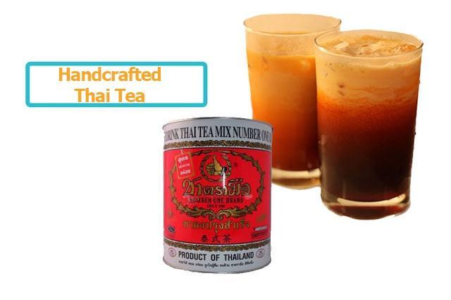 Handcrafted Thai Tea