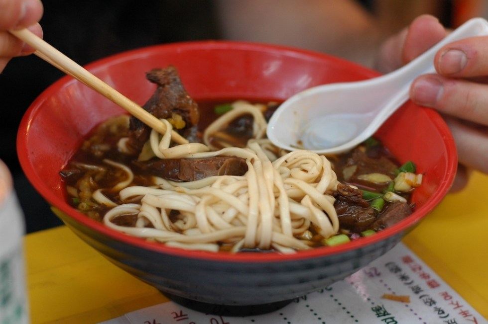 Must-Try Taiwan Food to Cure your New Year's Eve Hangover: Beef Noodle Soup