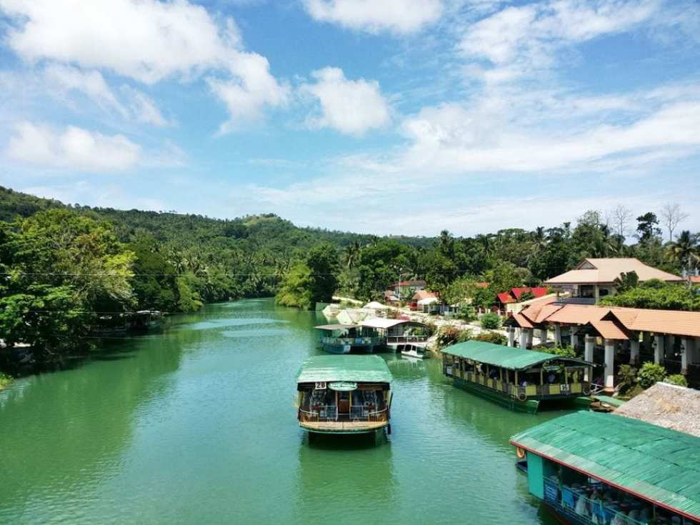 Perfect Summer Getaways in the Philippines: Bojo River, Cebu