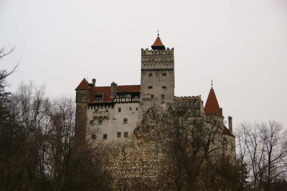 Transylvania, Romania: Bran Castle