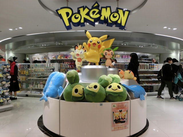 Exploring Kyoto's Pokémon Center! What Can You Expect?
