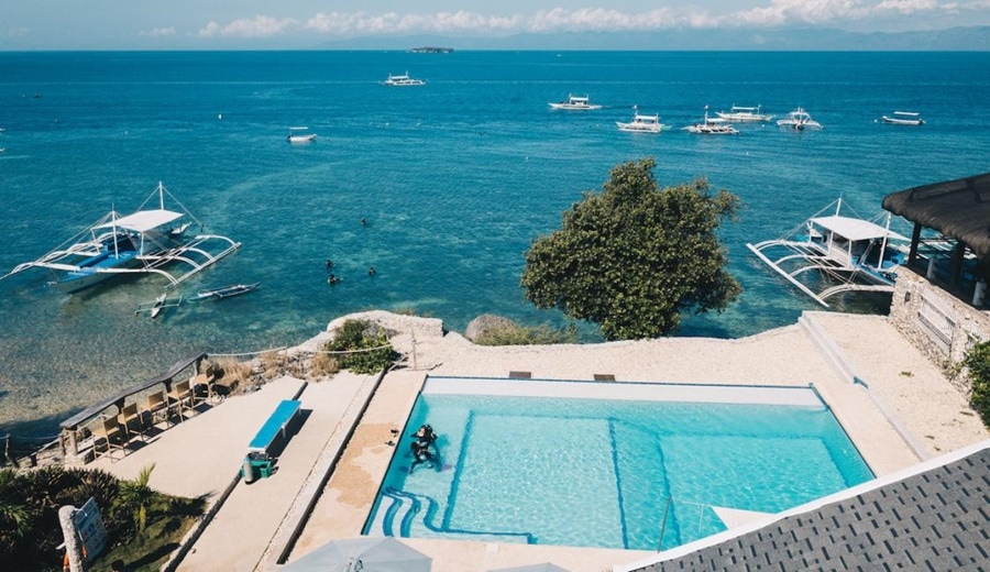 Staycation by the Sea at Cebu Seaview Dive Resort