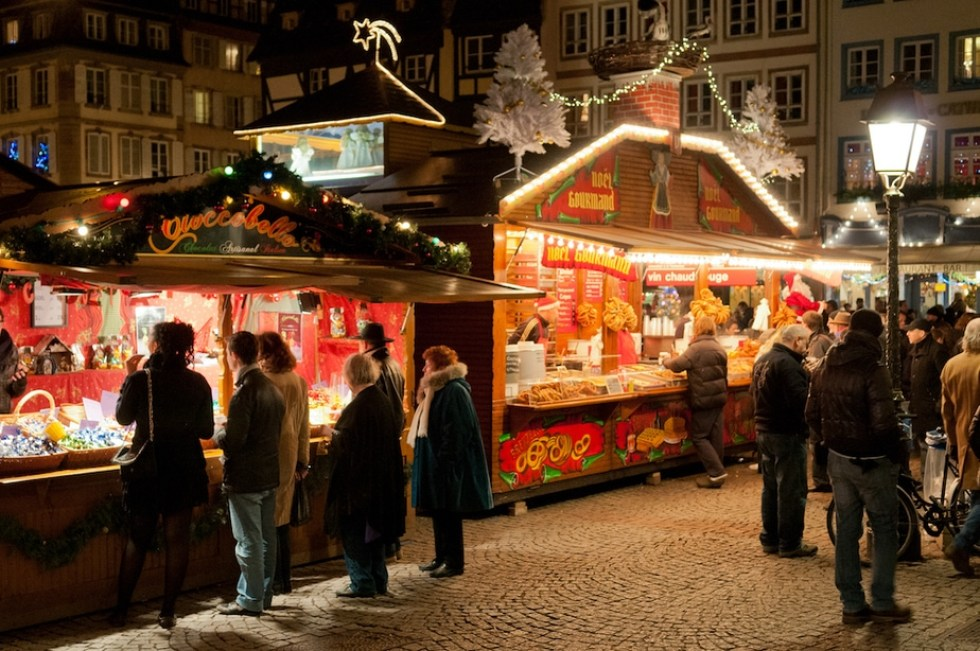 Best Christmas Markets in Europe: Strasbourg, France