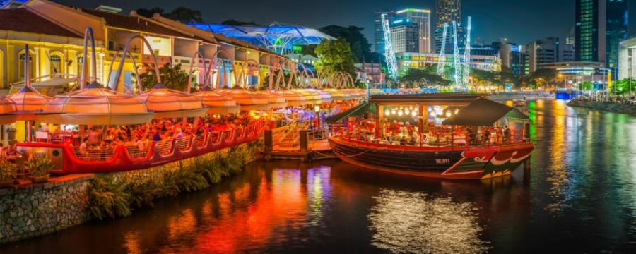 Top Tourist Spots in Singapore: Where to Stay & Play