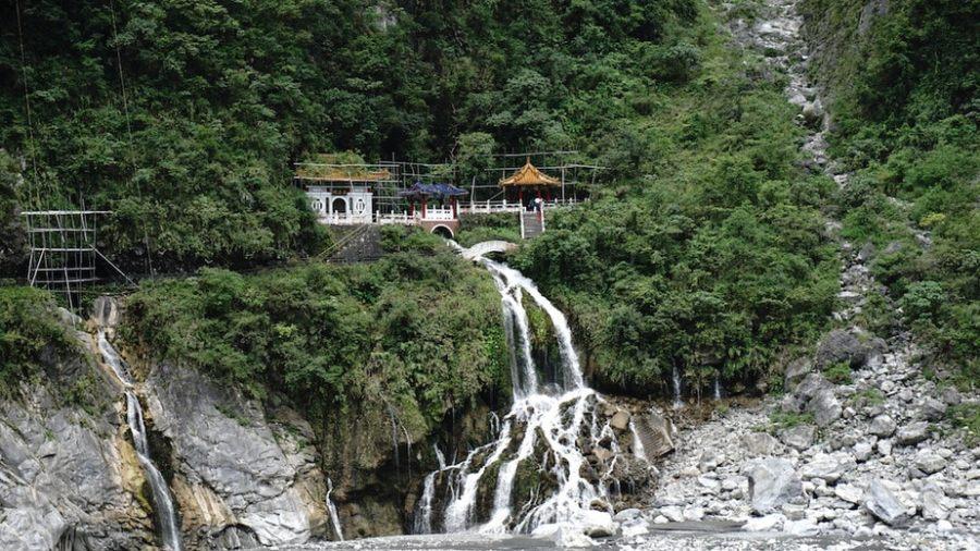 Taroko National Park: Eternal Spring Shrine