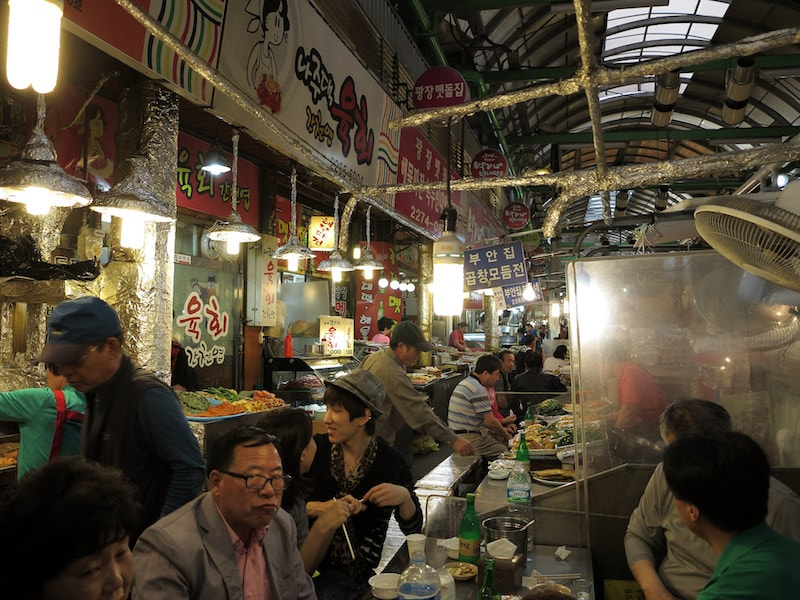Shopping in Seoul: Dongdaemun Market