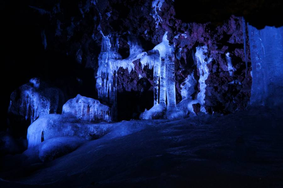 Mt. Fuji Day Tour from Tokyo: Narusawa Ice Cave