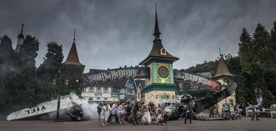 Halloween 2017: Everland Theme Park
