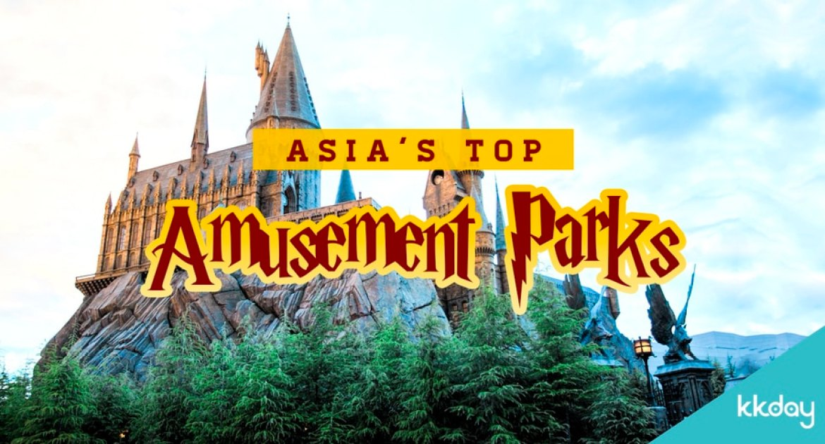 Asia's Top Amusement Parks