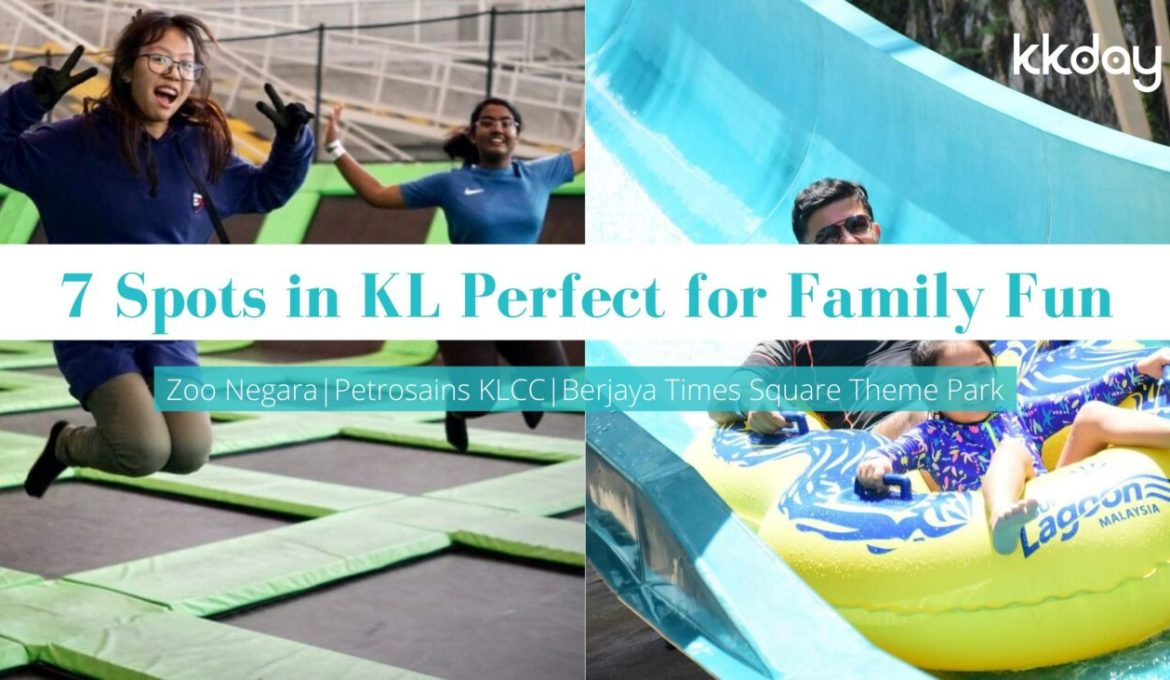 7 Activities in KL Perfect for Family Weekends and School Holidays!
