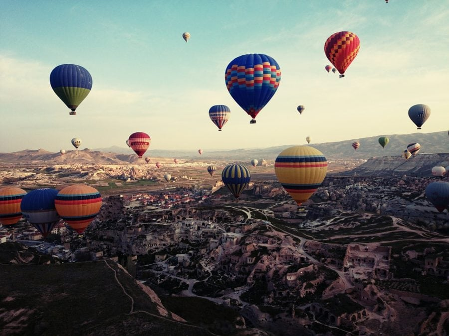 The Best Hot Air Balloon Experiences Around the World