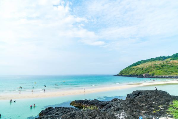 Jeju Island Attractions: Hyeopjae Beach