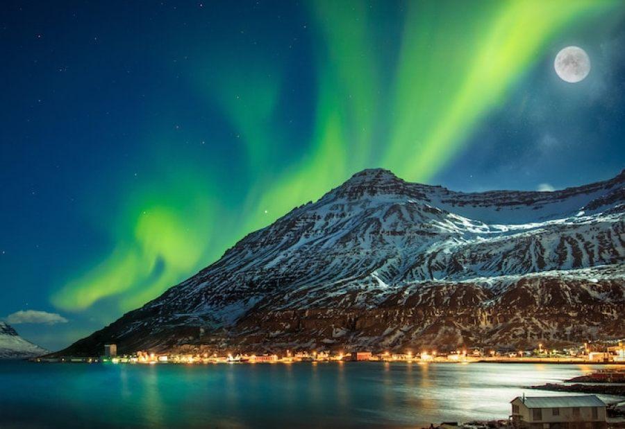 Best New Year's Eve Parties Around the World: Reykjavik, Iceland