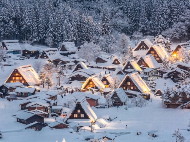2019 Shirakawago Light-up: The Ultimate Travel Guide
