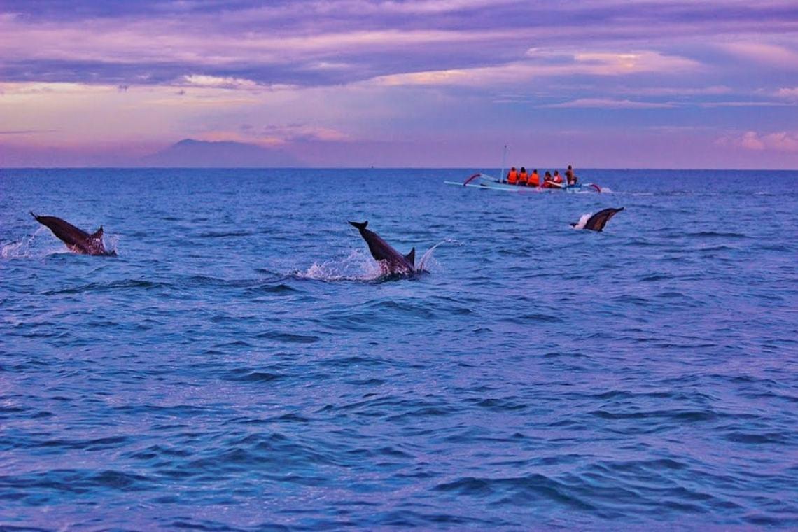 Bali, Indonesia: Lovina Beach