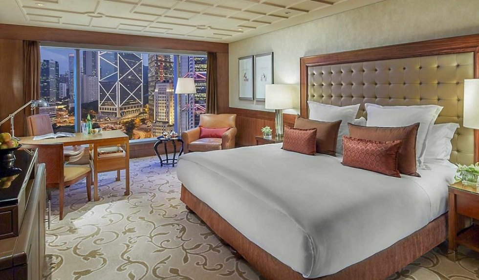 Most Popular Hong Kong Island Hotels: Mandarin Oriental Hong Kong