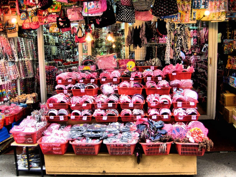 Shopping in Seoul: Traditional Markets
