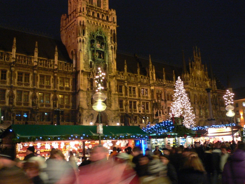 Winter Vacation Destination: Munich