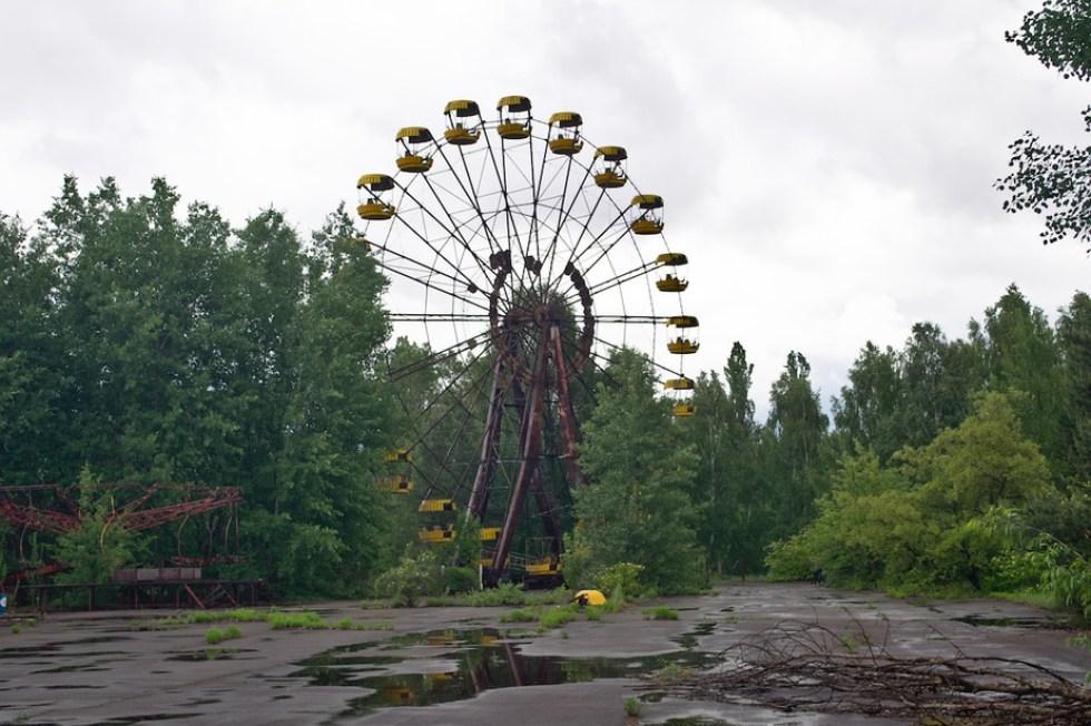 Pripyat Town, Northern Ukraine: Chernobyl Disaster