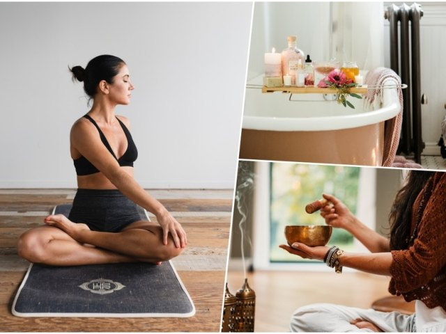 Relax And Get Fit At Home With These Activities