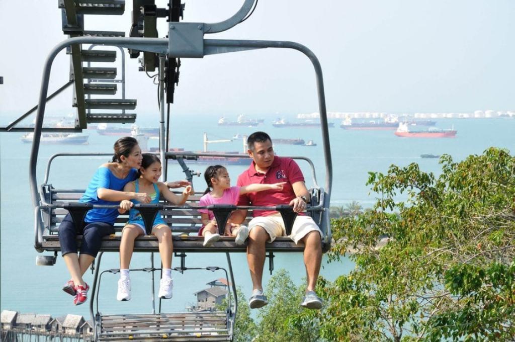 Skyride Sentosa Wants You To Enjoy the Singapore Skyline