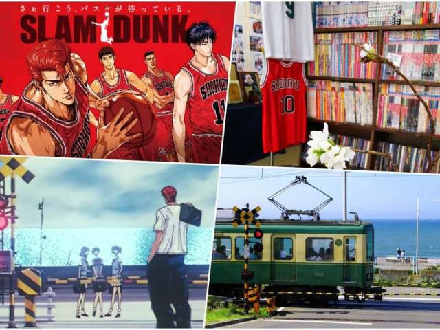 Anime Tour: Visit These Spots Featured in Slam Dunk IRL
