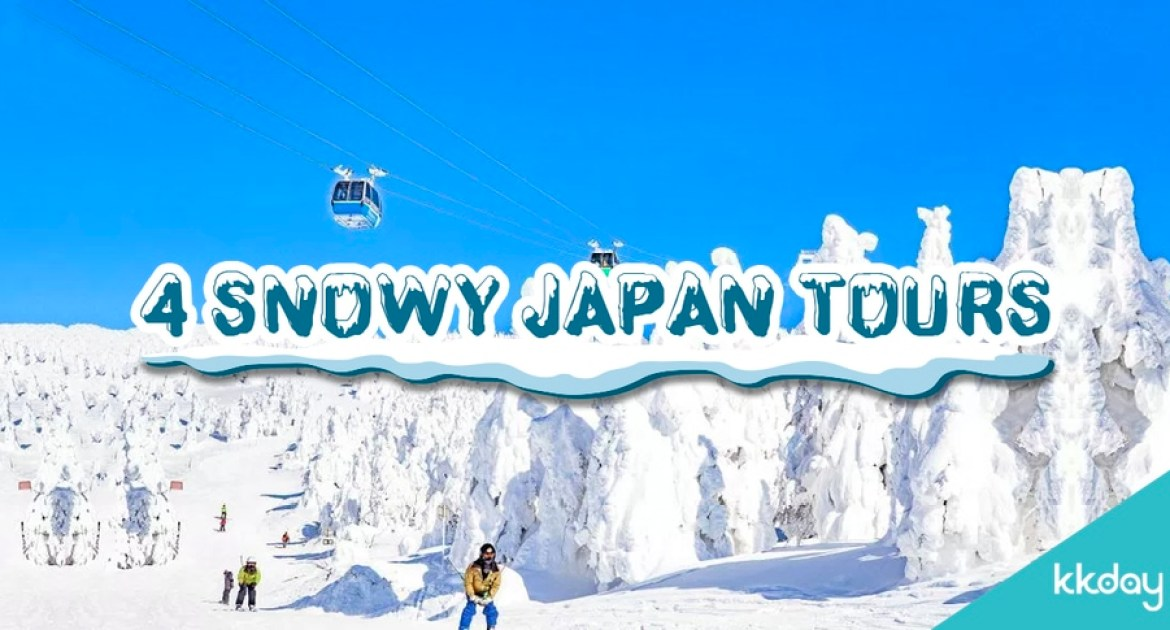Beat the Heat: 4 Snowy Japan Destinations for the Summer