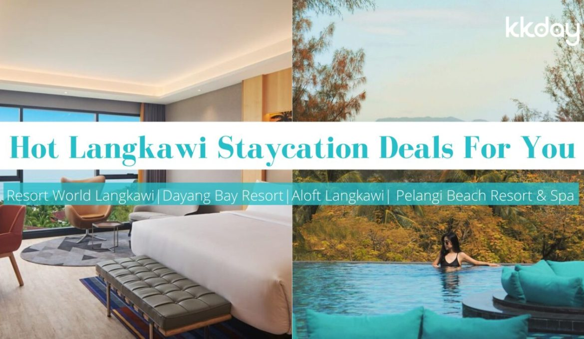 The Hottest All-in Langkawi Staycation Deals You Can't Miss