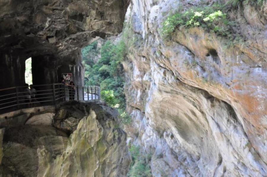 Taroko National Park: Swallow Grotto