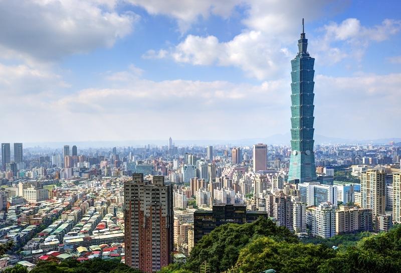 Taipei Train Guide: Taipei 101 at World Trade Center Station