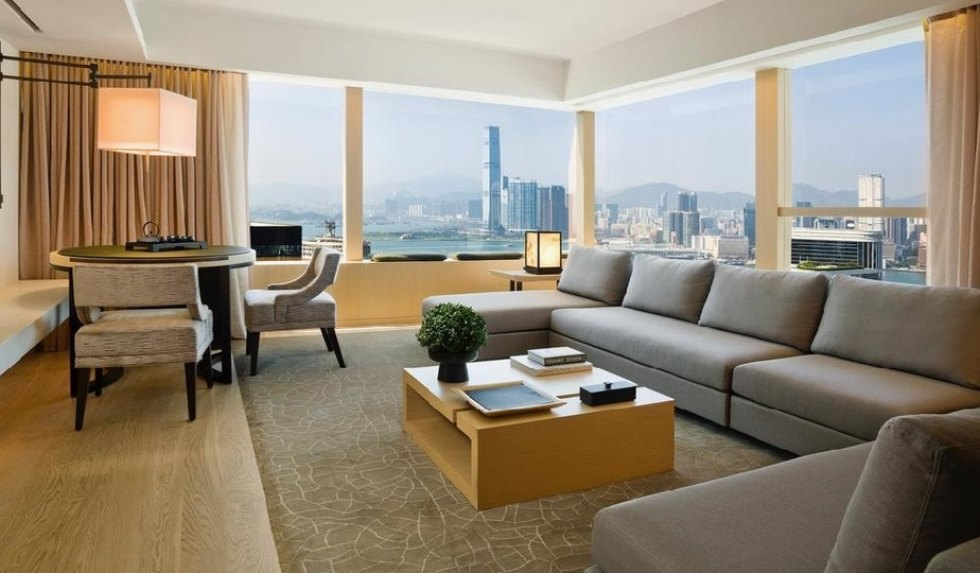 Most Popular Hong Kong Island Hotels: The Upper House