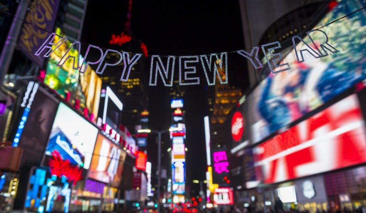 Alternative New Year's Eve 2018 celebrations in New York