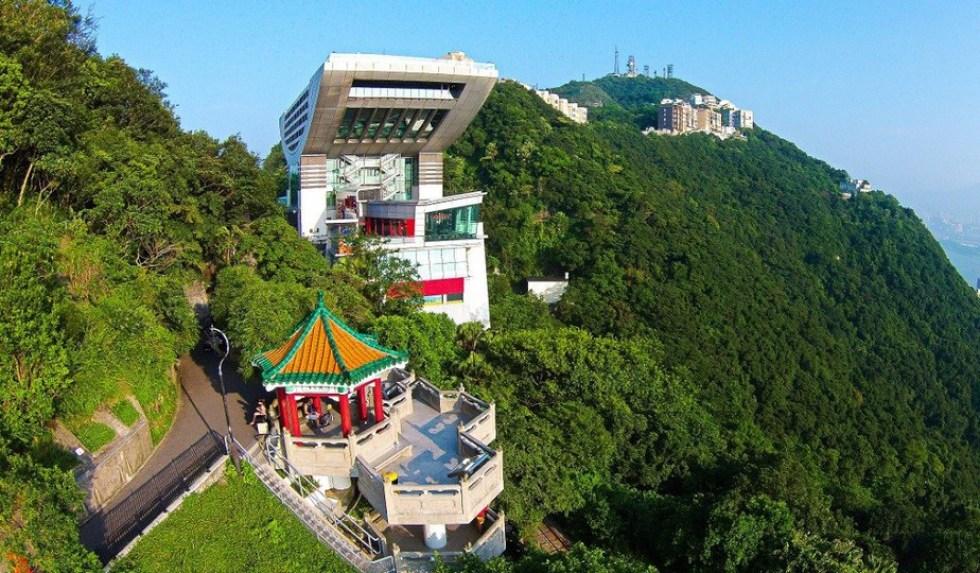 Top Hong Kong Island Attractions: Victoria Peak