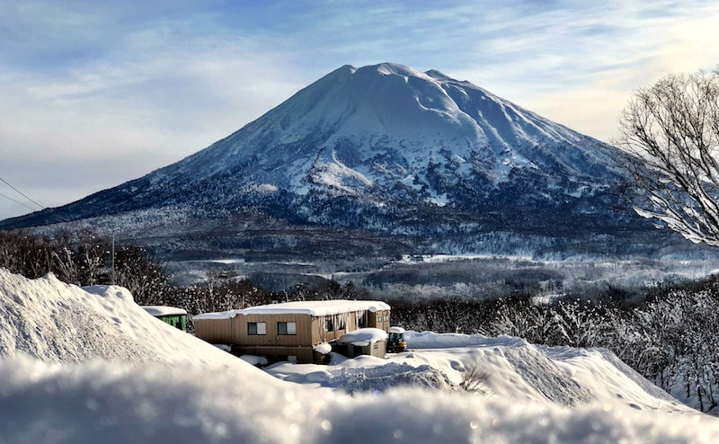 Where to Travel in Japan During Winter: Mt. Fuji