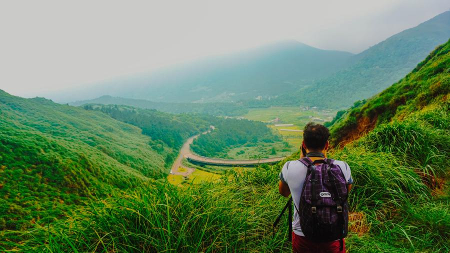 Yangmingshan National Park: Mountain Trails
