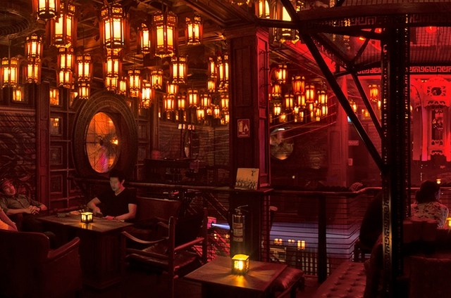 Sip Your Way Through Bangkok's Unusual Yet Must-Visit Speakeasy Bars