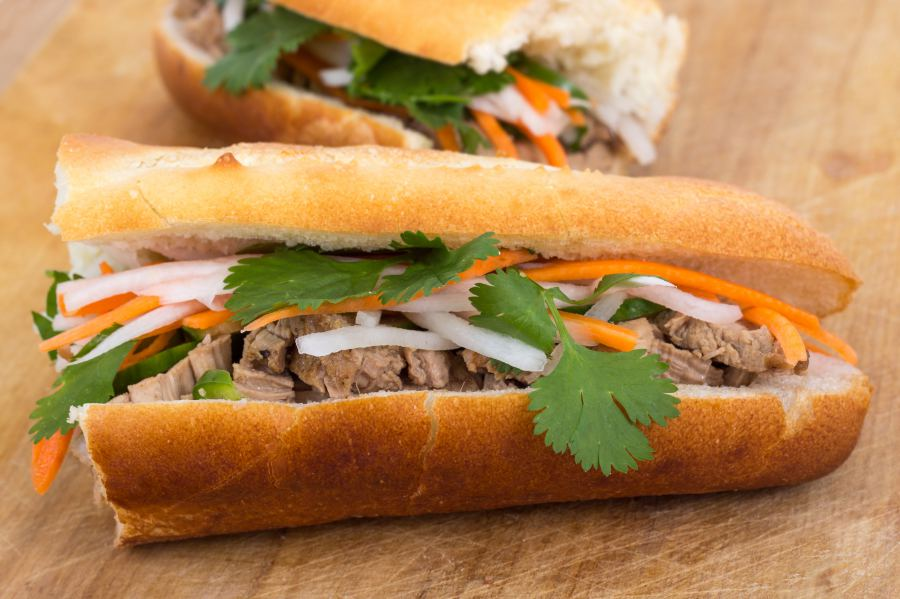 Must-try Vietnamese Food: Banh mi