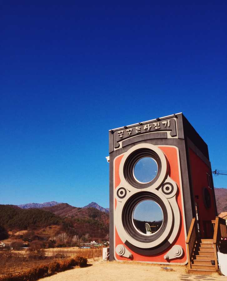 Find Dreamy Camera Cafe at Seoul's outskirts (image via Kim Ortiz, KKday)