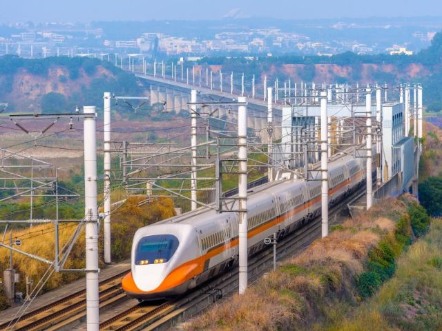 Taiwan by Train: A Complete Guide to Taiwan's High Speed Rail