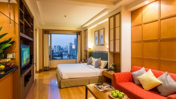 Jasmine City Hotel: Best 5-Star Hotels in Bangkok for Nightlife