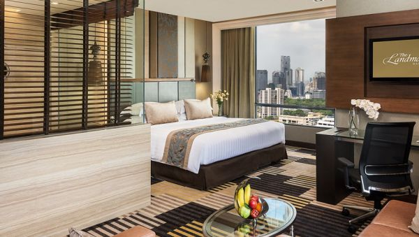 Landmark Hotel: Best 5-Star Hotels in Bangkok for Nightlife