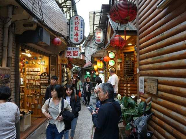 Beyond Taipei: Exploring Jiufen, Shifen, and Yehliu