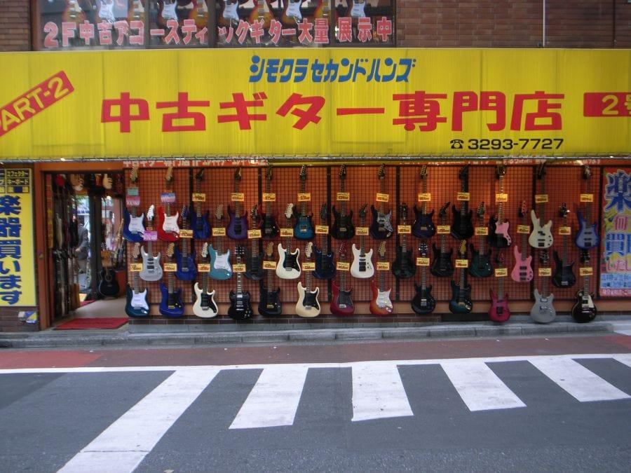 Guide to Tokyo's Shopping Districts: Ochanomizu